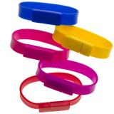 Image of Silicon Wristband USB Memory Stick